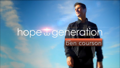 """Ben's vision for Hope Generation is twofold as the play on words suggests for Both a Personal and Collective Appeal: To Generate HOPE in God and to build a Generation of HOPE.   """"WE HAVE THIS HOPE AS AN ANCHOR FOR THE SOUL..."""" — HEBREWS 6:19 (NIV)"""