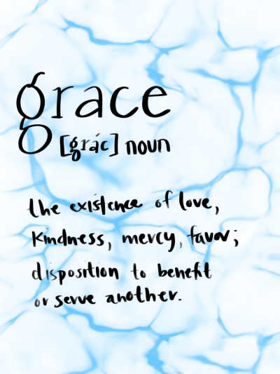 God longs for us to take His love and show it off so that everyone, the entire world, and the cosmos can see the love of God through us. God wants to be known for His incomprehensible Grace and great Mercy.  Romans 5:5 -