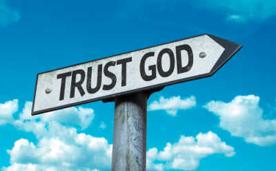 Godfident people trust God and they believe their success in any Christ-centered effort is a function of