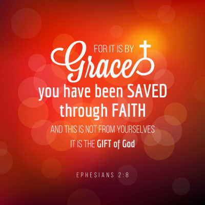 Grace Supplies Everything, Forever Yes, according to the Word of God, we already have everything we will ever need, all provide through the Grace of God. Jesus is the Grace of God poured out and offered as a gift offering to be received. Our job is simple, RECEIVE Christ and be SAVED!  Ephesians 2:8 -