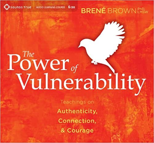 Books›Health, Fitness & Dieting›Mental Health. Is vulnerability the same as weakness?